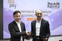 Partnership with Plug and Play driving Innovative Digital Commerce Development and Corporate Venture.