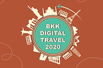 AsiaPay participate in Bangkok Digital Travel 2020 in Thailand.