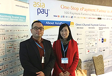 AsiaPay joined 8th Global Airline & Travel Payments Summit - ATPS 2014
