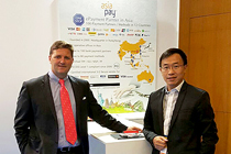 AsiaPay joined The 2nd World Financial Symposium (WFS) in Barcelona