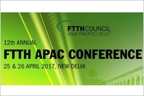 AsiaPay attended The 12th annual FTTH APAC Conference in India.