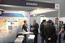AsiaPay exhibited at Seamless 2017 in Australia.