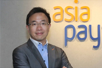 The CEO of AsiaPay, Joseph Chan was interviewed by Apple Daily.