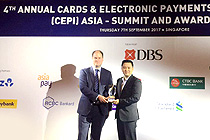 AsiaPay received Cards & Electronic Payments International (CEPI) Asia Disruptor Award