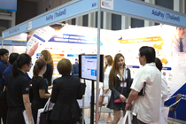 AsiaPay exhibited at the Internet Retailing Expo ASEAN 2017 in Thailand.