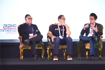 AsiaPay attended e2eCommerce Indonesia 2017 in Jakarta, Indonesia.