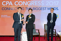 AsiaPay joined the CPA Congress 2017 at the Conrad Hotel in Hong Kong.