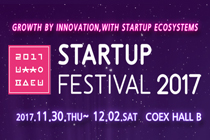 AsiaPay joined the Startup Festival 2017 in Seoul, South Korea.