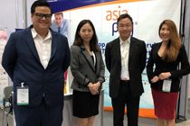 AsiaPay attended  RetailEX Asean 2018 in Thailand.